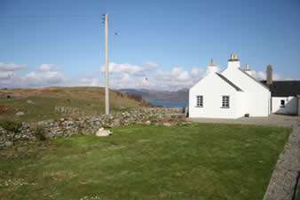Aird Steading Cottage, Ardfern