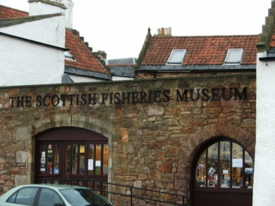 Scottish Fisheries Museum, Fife (c) Rob Shephard 2007