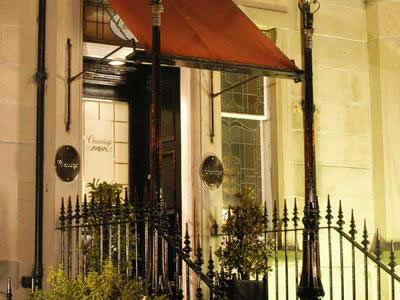 Channings Luxury Hotel for the Edinburgh Festival