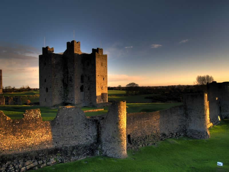 Trim Castle - Photo by Andrew Parnell