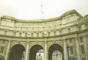 Admiralty Arch London © Rob Shephard
