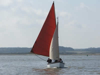 Sailing in Norfolk (c) Rob  Shephard