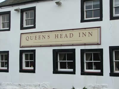 Queens Head, Tirril © Rob Shephard