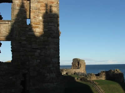 St Andrews Castle (c) Rob Shephard 2007