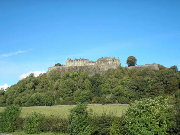 Stirling Castle, Stirling (c) Sharon Campbell 2007