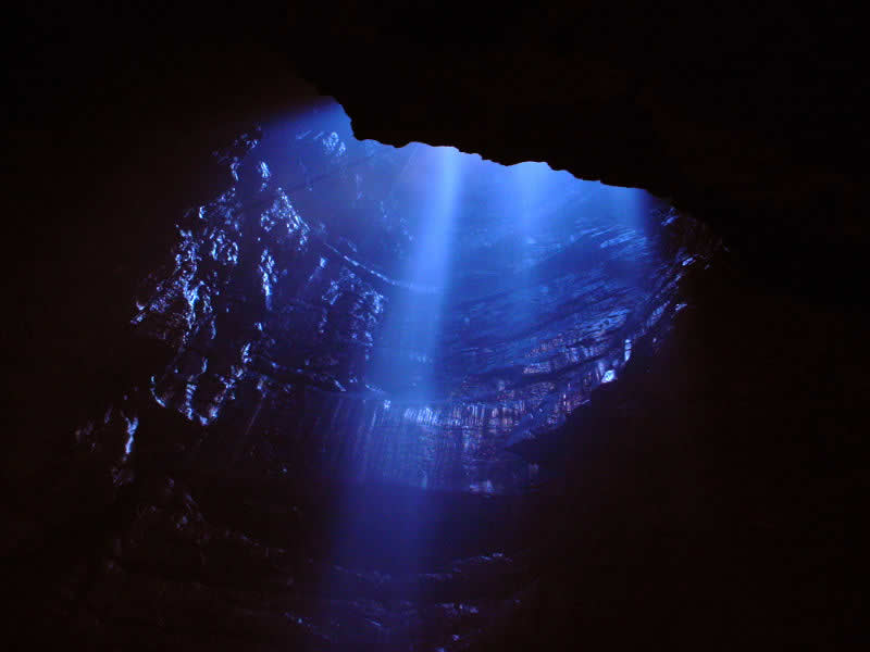 Gaping Gill (c) Mark S Jopling
