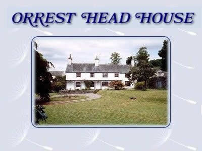 Orrest Head house Windermere B&B