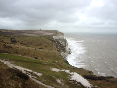 White Cliffs of Dover. Photo © Rob Shephard 2010