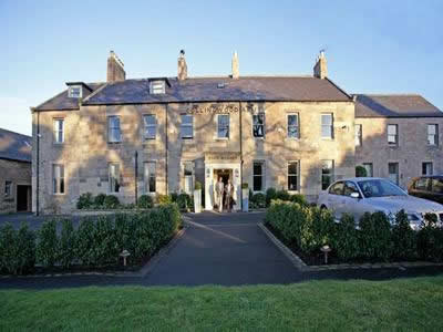 Luxury Northumberland Hotel