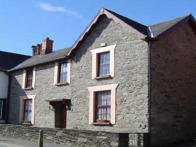 Ffryd House, Large cottage on the Welsh Borders