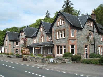 Invergarry, Highland Hotel