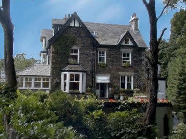 Glencree 4 Star Guest House, Windermere
