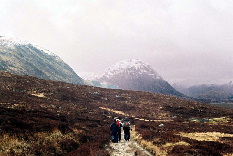West Highland Way cc-by-sa-2.5 Colin Souza Wikipedia