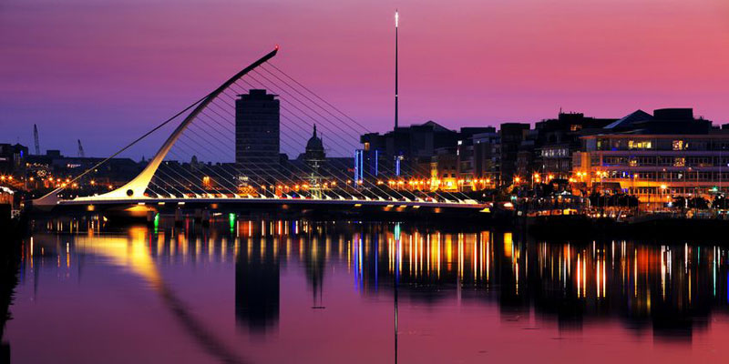 Holiday Accommodation and Attractions in Dublin from lovetoescape