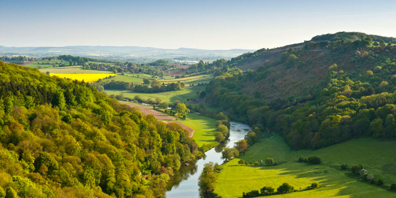 Wye Valley and Vale of Usk