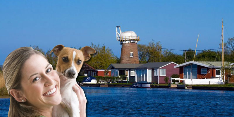 Pet and Dog Friendly Holidays in Norfolk