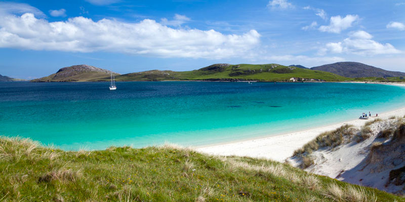 Inner and Outer Hebrides