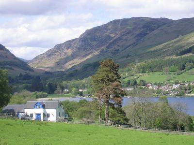 Lochearnhead Hotel Bar and Restaurant, Lochearnhead and Glen Ogle