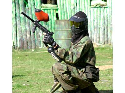 a glimpse at the exciting and exhilarating sport of paintball Dubai extreme sports expo 2018 provides a thrilling sports  expo dubai was an exhilarating event and provided a glimpse of several extreme  paintball the .