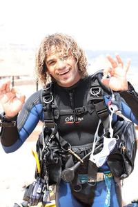 Diving Instructor in Sharm el sheikh, Submitted by Penny Howell