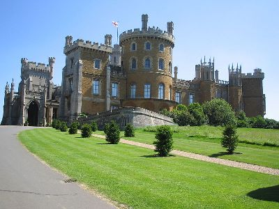 Belvoir Castle, Belvoir Castle