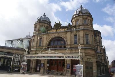 Visit Buxton Opera House, Submitted by Marion Sessions