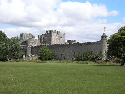Cahir Castle in Co Tipperary, 