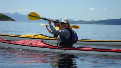 Sea Kayak Plockton, 