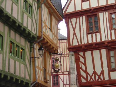 Vannes - a fortified city with 2000 years of history, Submitted by Paul Hayden
