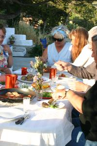 Greek Farmhouse Cooking Workshop, Submitted by Michael Shepherd