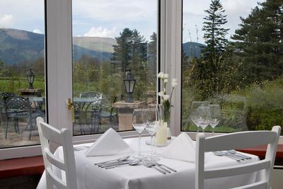Ravenstone Lodge Restaurant in Keswick, 