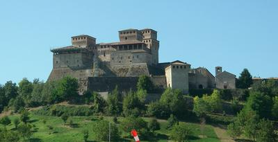 Torrechiara Castle, 