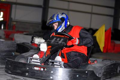 Redline Indoor Karting,