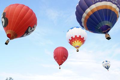 Hot Air Ballooning,