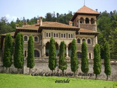Cantacuzino Castle Busteni, 