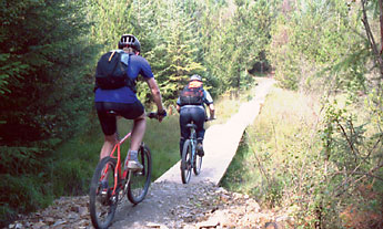 Penmachno Mountain Bike Trails, 