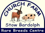 Church Farm Stow Bardolph Rare Breeds Centre,