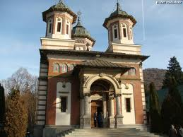 Sinaia Monastery, 