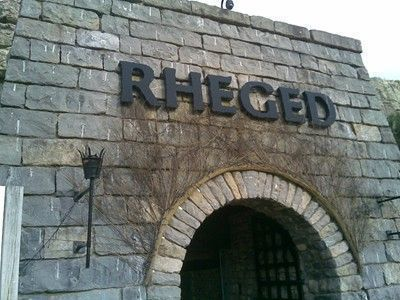 Rheged Shopping Centre Visitor Centre Or Museum In