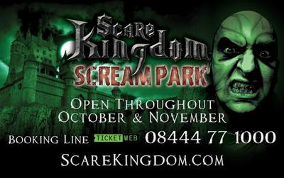 Scare Kingdom Scream Park, Submitted by Jane Willis