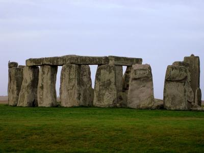 Stonehenge, Submitted by Virginia Jones