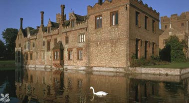 Oxburgh Hall and Gardens,