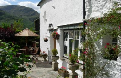 Wordsworth  Barn 5 STAR Gold self catering just for 2 Patterdale Ullswater, Ullswater  Penrith holiday cottage