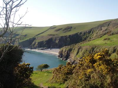 JUNE HEATWAVE IN CORNWALL, Fowey holiday cottage