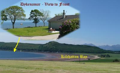Dykenamar Waterfront Cottage Isle of Bute Argyll