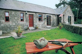 Blackaddie House Lodges Pet Friendly Self Catering Cottages In South West Scotland