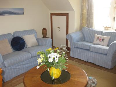 Cobwebs Pet Friendly Self Catering Accommodation in St Andrews Fife