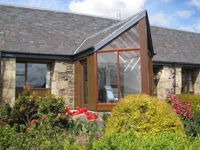 Burnbrae Holidays Self Catering Cottage Scottish Borders