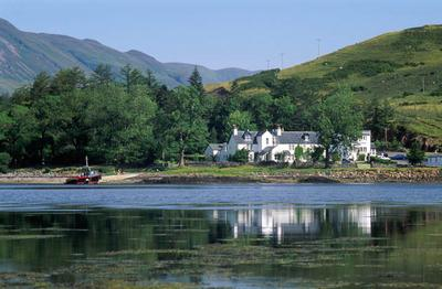 Kintail Lodge Pet Friendly Hotel Glenshiel Scottish Highlands