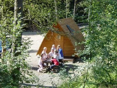 Strathfillan Wigwams Self Catering Tyndrum